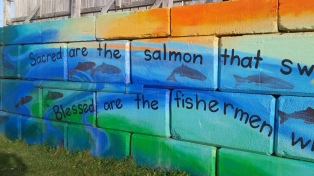 Sacred are the salmon