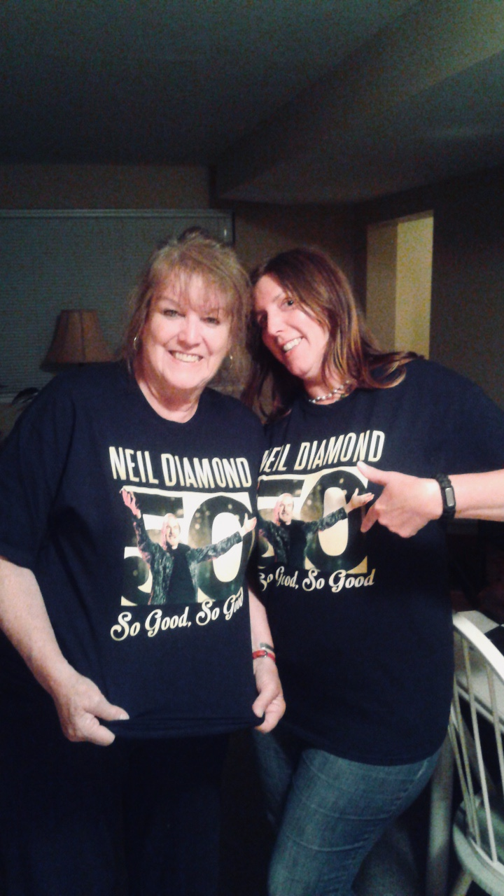 So good, so good! Neil Diamond: 50 years...his final tour