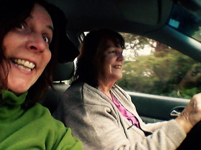 Cruising around Sointula